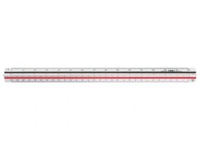 , Schaalstok M+R 1637 1:500/1000/1250/1500/2000/2500