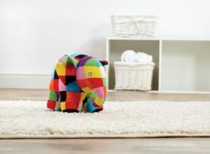Elmer Soft Toy/Zachte knuffel