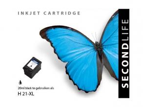 , Cartridge SecondLife HP 2