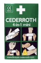 , Bloedstopper Cederroth verband klein