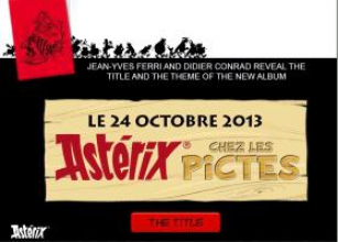 Ferri, Conrad Asterix 35.  Asterix y los pictos
