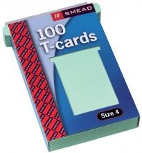 , Planbord T-kaart Jalema formaat 4 107mm groen