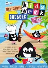 Kidsweek , Het grote Kidsweek doeboek 6