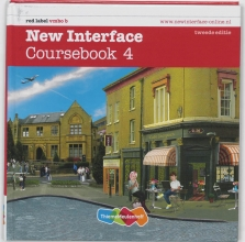 Annie  Cornford New Interface 4 red label vmbo b Coursebook