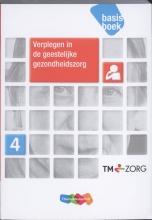 Auke  Bos Verplegen in de geestelijke gezondheidszorg Niveau 4