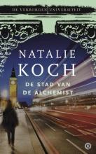 Natalie  Koch De verborgen universiteit 3 De stad van de alchemist