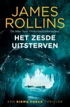 James Rollins , Het zesde uitsterven
