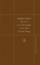 Laurence  Sterne Het leven en de Opvattingen van de Heer Tristram Shandy