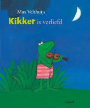 Max  Velthuijs Kikker is verliefd