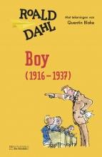 Roald Dahl , Boy (1916 - 1937)