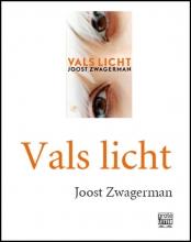 Joost  Zwagerman Vals licht (grote letter) - POD editie