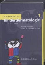 Flora B. de Waard- van der Spek Arnold P. Oranje, Handboek kinderdermatologie 2 delen