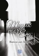 Bianca van Strien Muziek voor Eva - grote letter uitgave