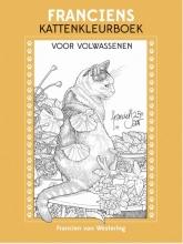 Francien van Westering Franciens kattenkleurboek voor volwassenen