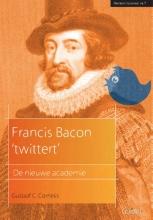 Gustaaf C.  Cornelis Francis Bacon `twittert`