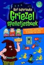 Het superleuke griezelspelletjesboek (7-9 j.)