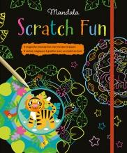 , Mandala Scratch Fun