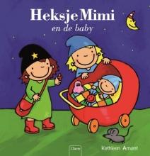 Kathleen  Amant Heksje Mimi en de baby