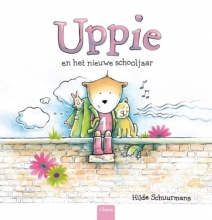 Hilde  Schuurmans Uppie en het nieuwe schooljaar