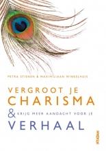 Petra  Stienen, Maximiliaan  Winkelhuis Vergroot je charisma