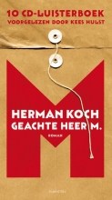 Herman  Koch Geachte heer M., luisterboek, 10 CD`s