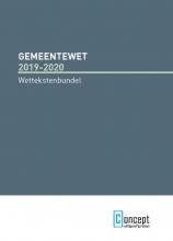 , Gemeentewet 2019-2020