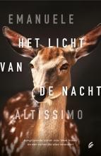 Emanuele  Altissimo Het licht van de nacht