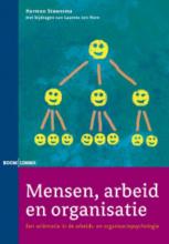 Laurens ten Horn Herman Steensma, Mensen, arbeid en organisatie