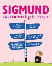 Peter de Wit Sigmund tweeëntwintigste sessie