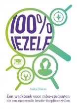 Aukje  Meens, Marinus  Dekkers, Liza  Goos, Rosalie de Kooning 100% Jezelf