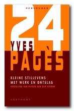 Y.  Pagès Perlouses Kleine stillevens met werk en ontslag