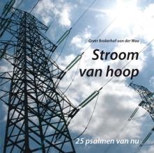 Greet  Brokerhof-van der Waa Stroom van hoop