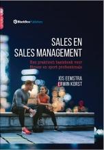 Erwin Korst Jos Eemstra, Sales en sales management