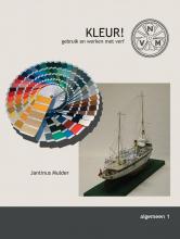 Jantinus Mulder , Kleur! Gebruik en werken met verf