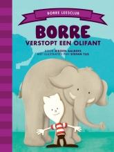 Jeroen Aalbers , Borre verstopt een olifant