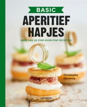 Christophe  Declercq Basic aperitiefhapjes