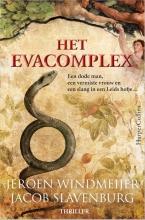 Jacob Slavenburg Jeroen Windmeijer, Het Evacomplex