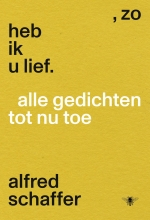Alfred Schaffer , Zo heb ik u lief
