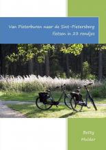 Betty Mulder , Van Pieterburen naar Sint-Pietersberg fietsen in 23 rondjes