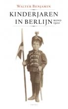 Walter  Benjamin Kinderjaren in Berlijn rond 1900