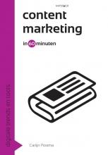 Carlijn  Postma Contentmarketing in 60 minuten
