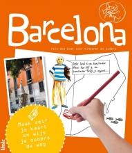 Robin  Bertus, Lisa van Gaalen DrawYourMap Barcelona
