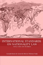 Olivier Willem Vonk Gerard-René de Groot, International standards on nationality law: texts, cases and materials