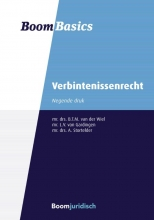 Laura van Gardingen Bart van der Wiel  Anne Stortelder, Boom Basics Verbintenissenrecht