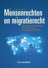 Bahija Aarrass , Mensenrechten en migratierecht