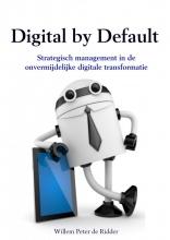 Willem Peter de Ridder , Digital by default