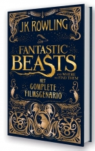 J.K. Rowling , Fantastic beasts and where to find them