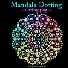 Saskia Dierckxsens , Mandala Dotting