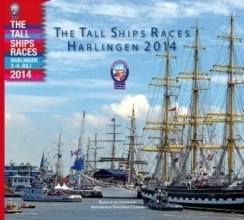 The tall ships races Harlingen 2014