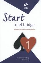 Koos Vrieze Jacques Barendregt, Start met bridge 1 theorieboek